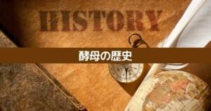 人類と酵母の歴史|古代の天然酵母から今日のイーストへ至るまで